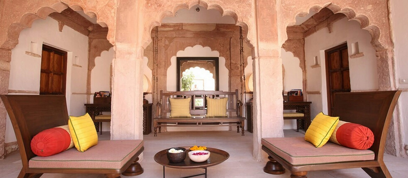 Hotel Ranvas Nagaur Nordindien