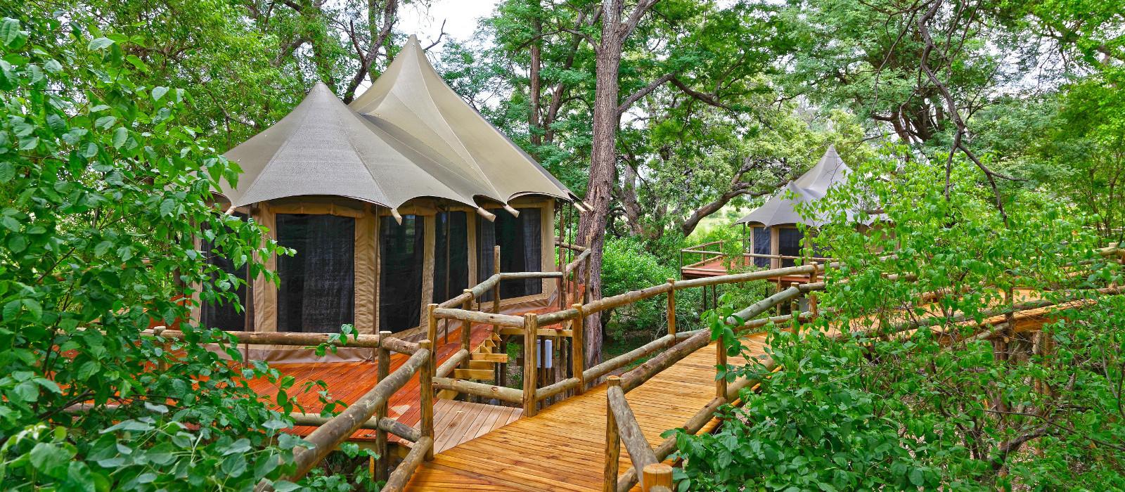 Hotel Nambwa Tented Lodge Namibia