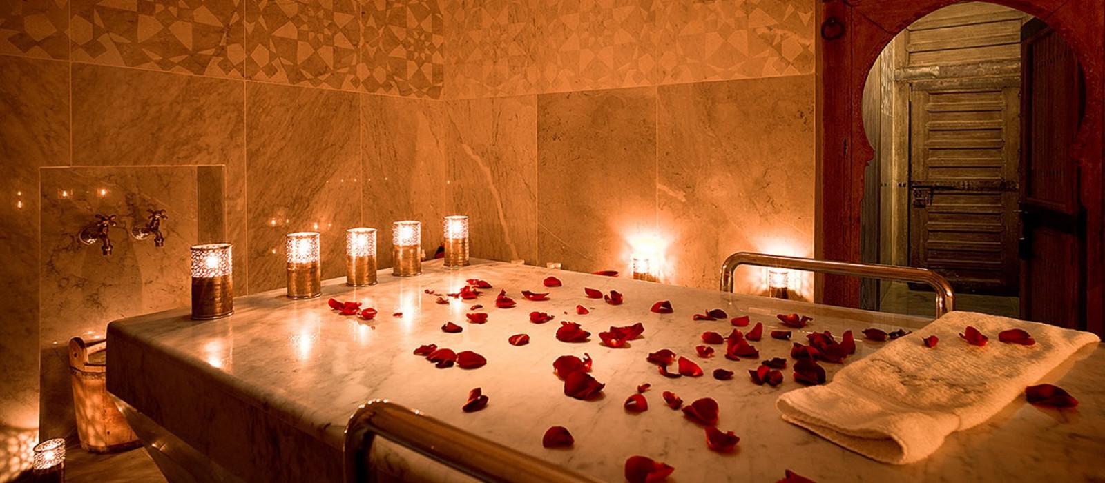 Hotel Riad Fes Marokko