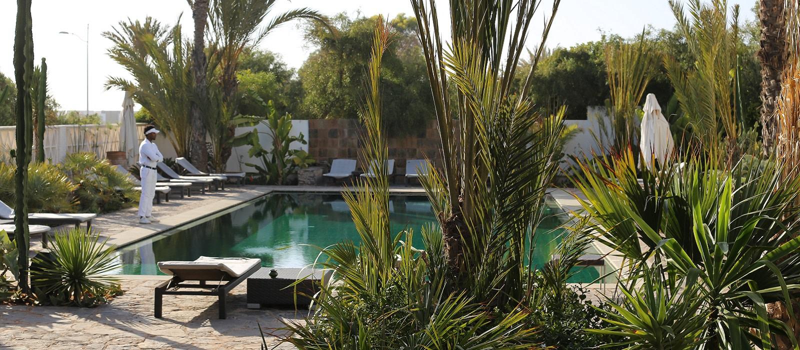 Hotel Villa Blanche Marokko