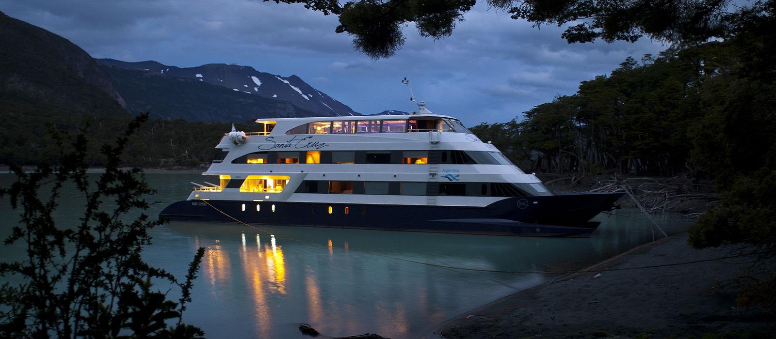 Hotel 3-Tage Santa Cruz Cruise by Marpatag Argentinien