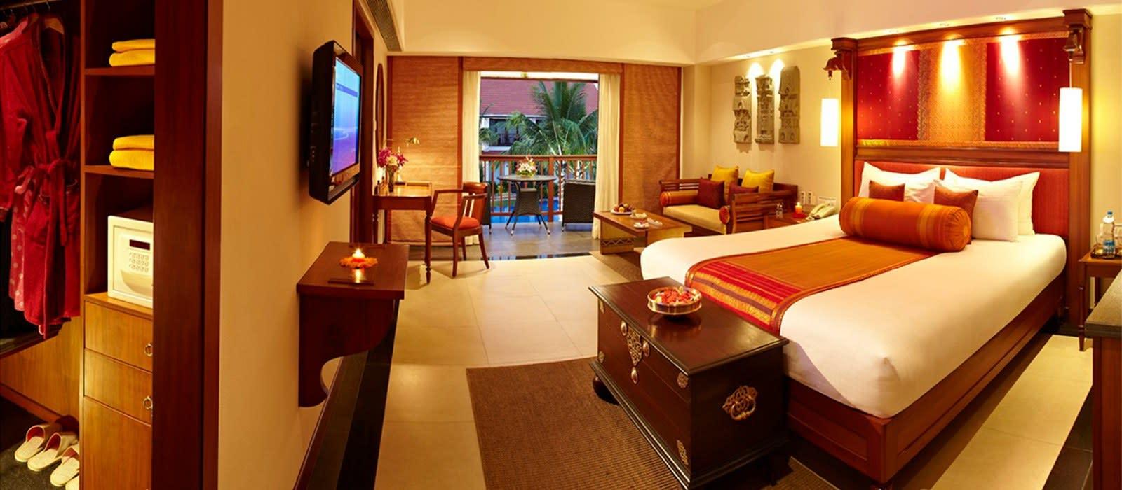 Hotel Radisson Blu Resort Temple Bay Südindien