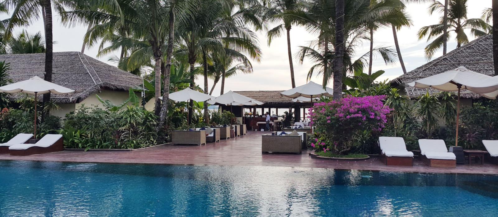 Hotel Bayview Resort Myanmar