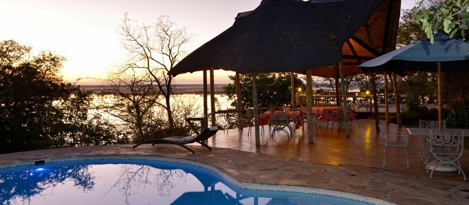 Hotel Muchenje Safari Lodge Botswana