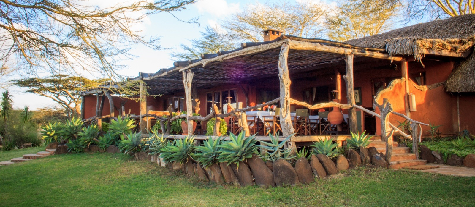 Hotel Lewa Safari Camp Kenya
