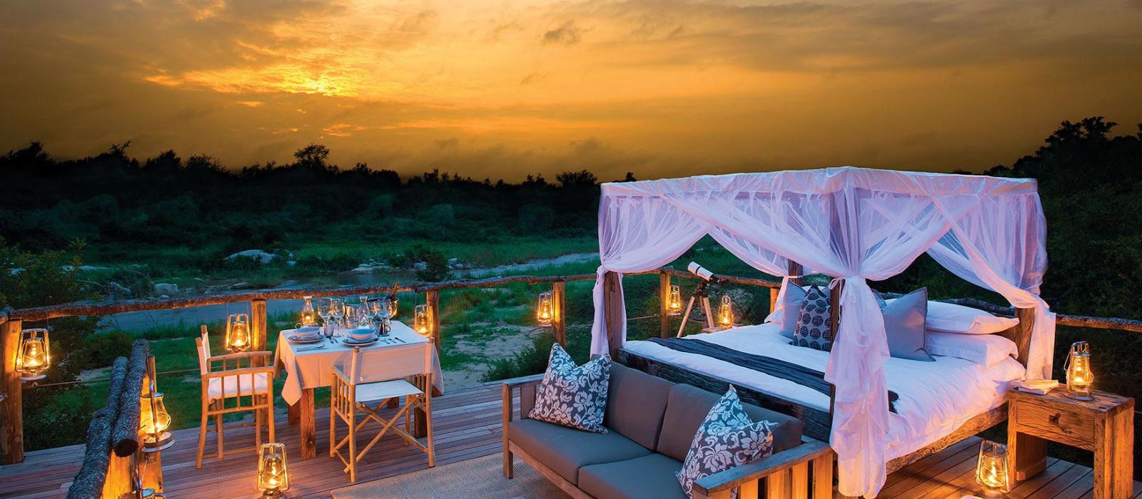 Hotel Lion Sands Narina Lodge Südafrika