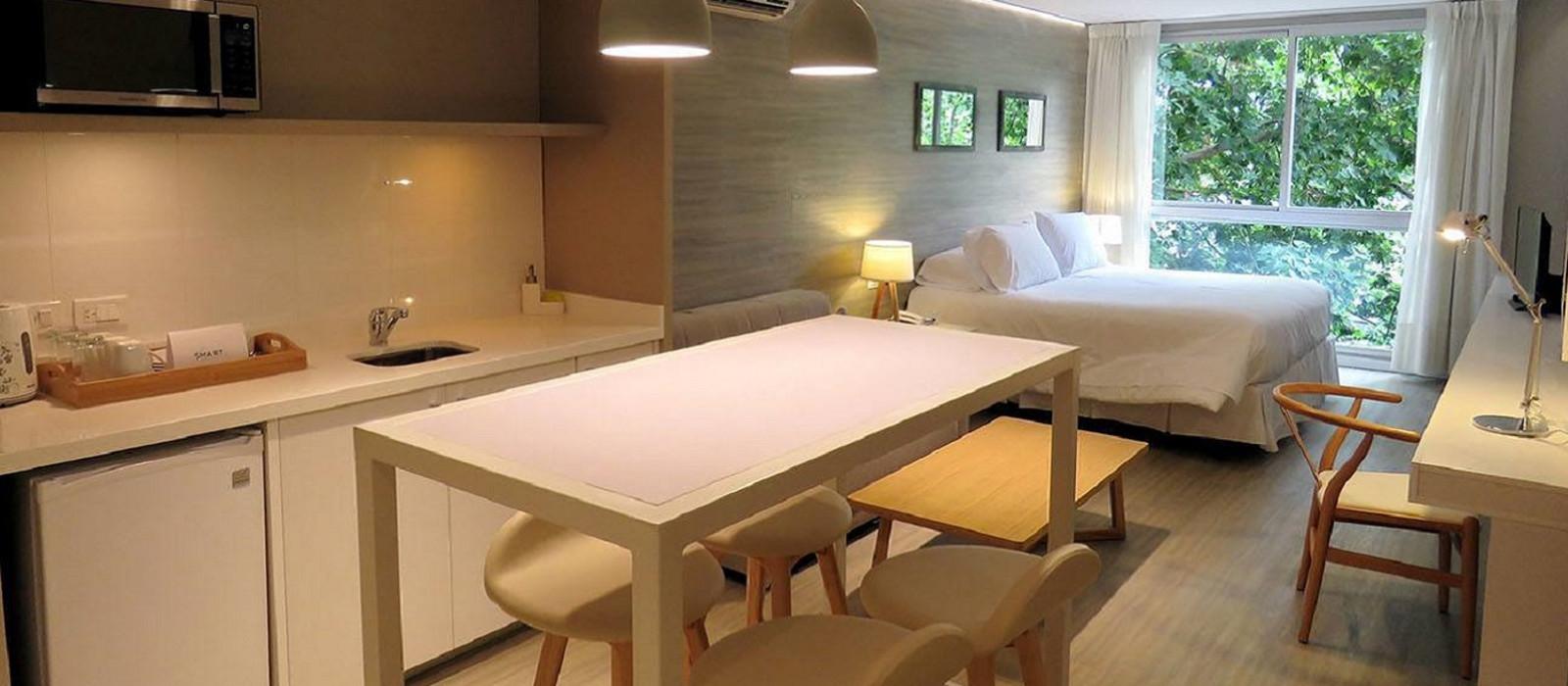 Hotel Smart  Montevideo Uruguay