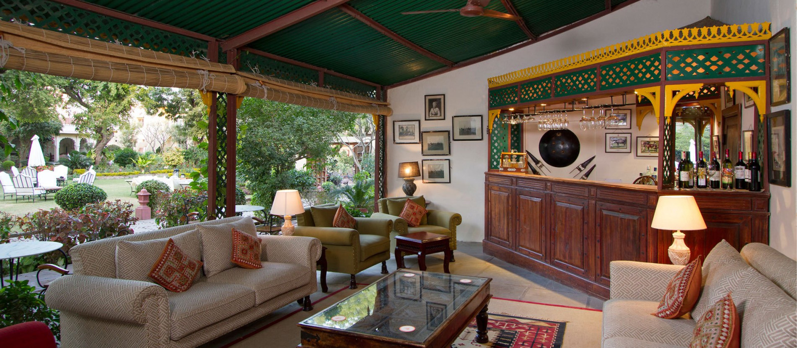 Hotel Rohet Garh Nordindien