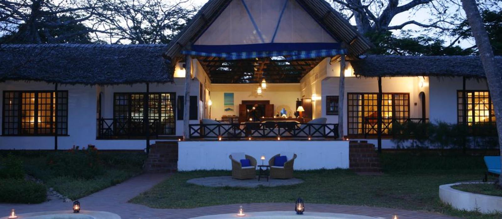 Hotel Diani Blue Kenia