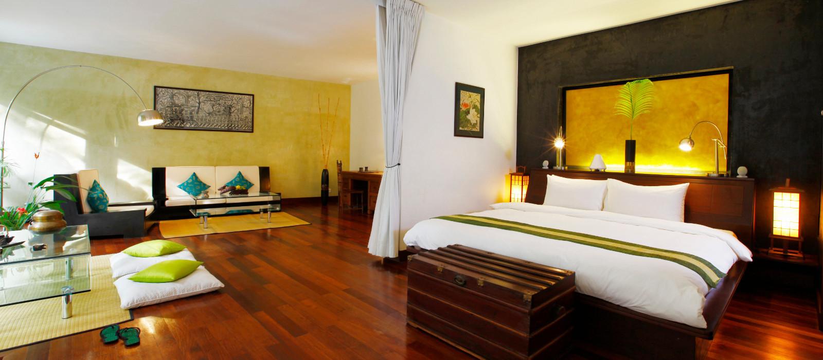 Hotel Heritage Suites Cambodia