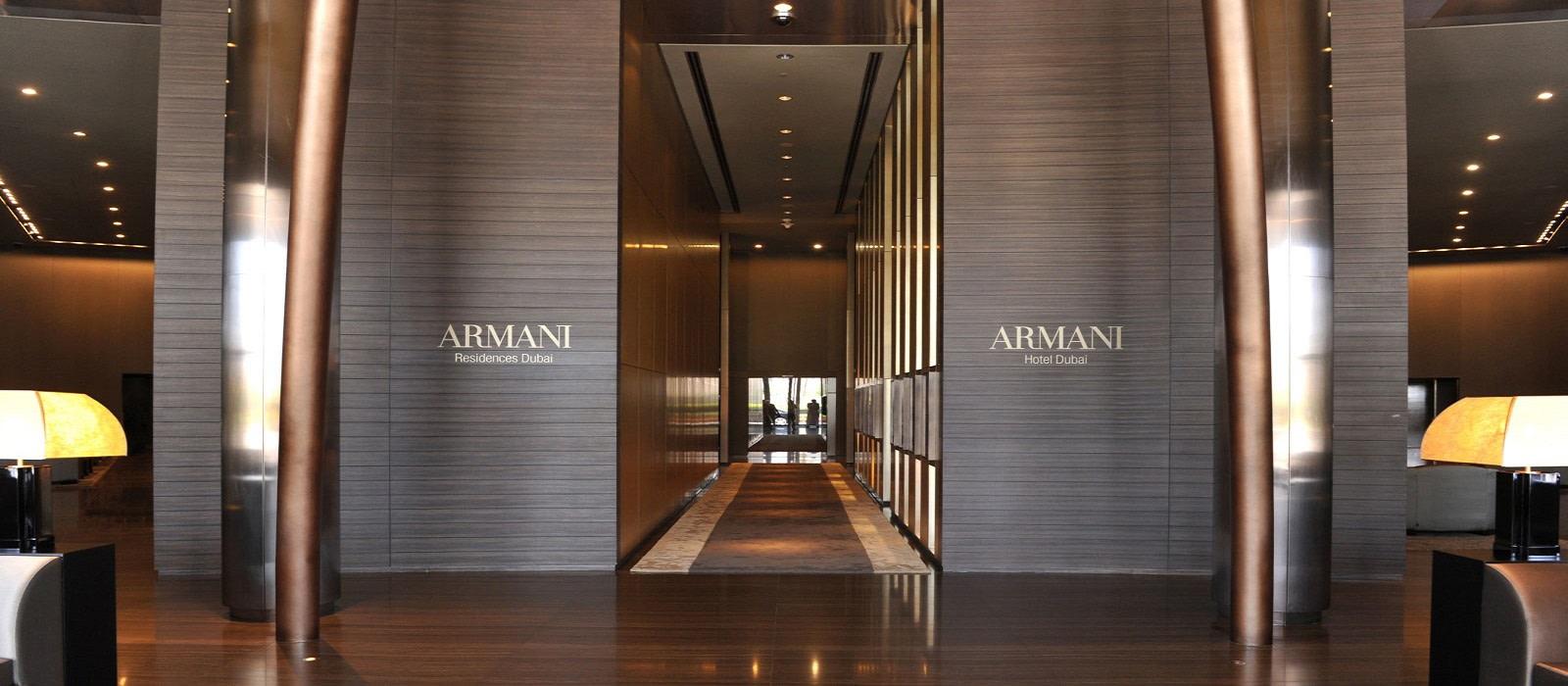 Hotel Armani  Dubai Oman