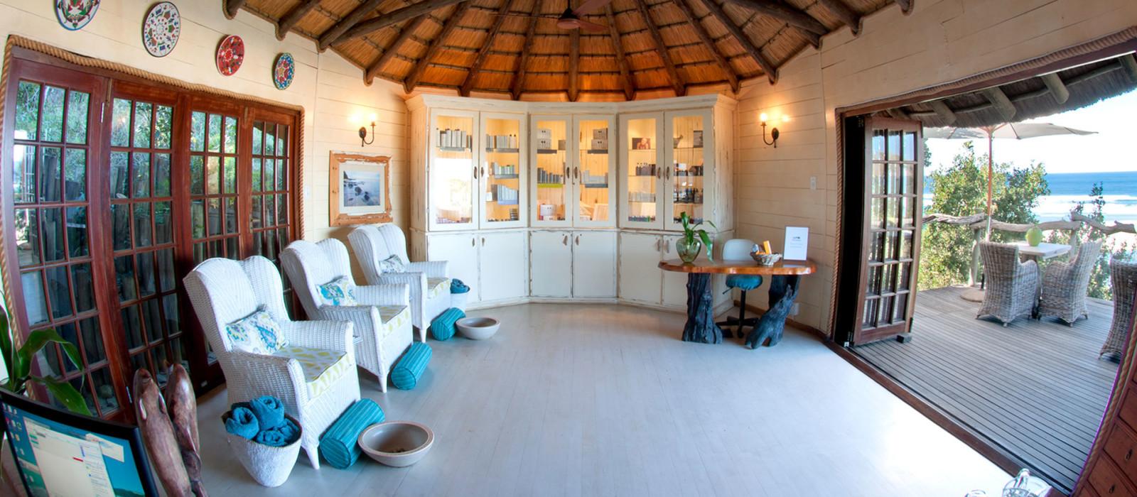 Hotel Umngazi River Bungalows Südafrika