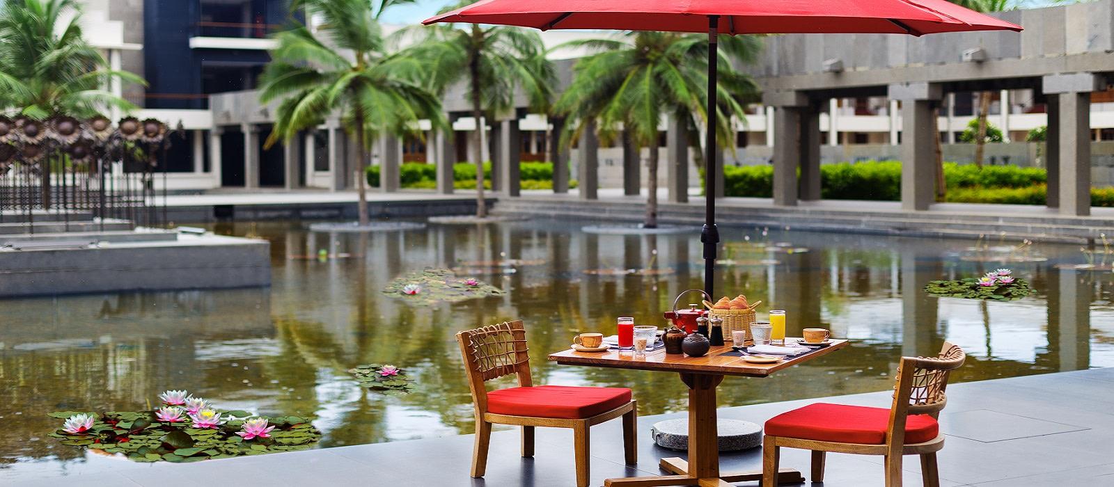 Hotel InterContinental Chennai Mahabalipuram Resort Südindien
