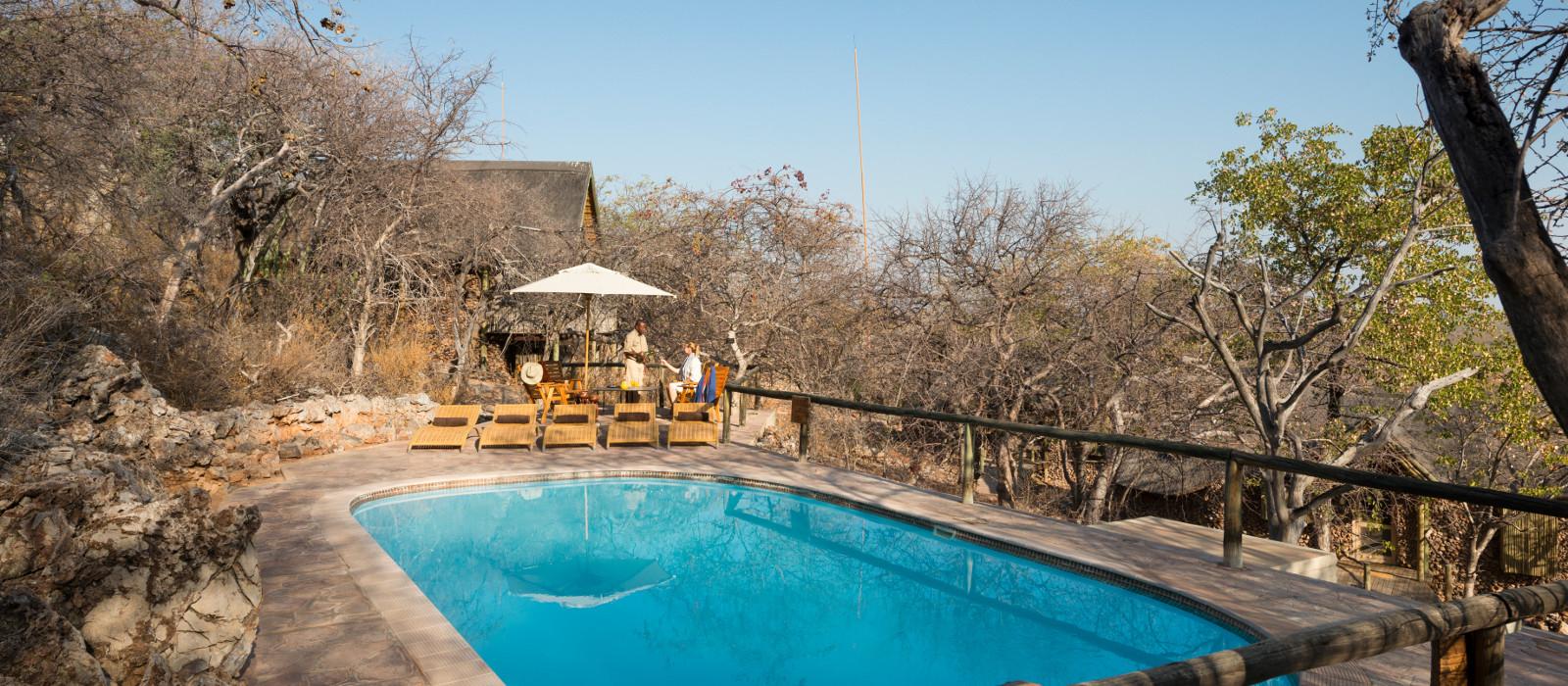 Hotel Ongava Lodge Namibia