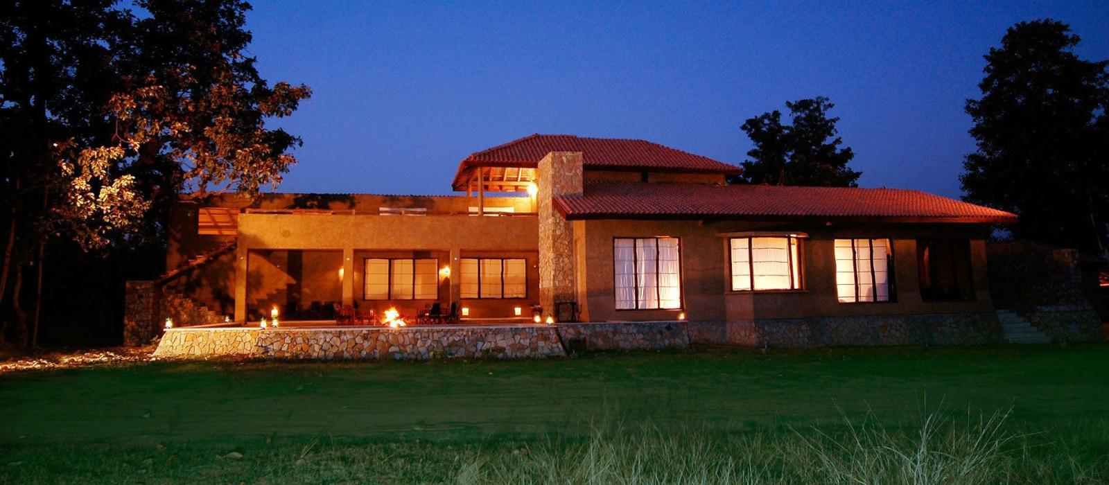 Hotel Kings Lodge Nordindien
