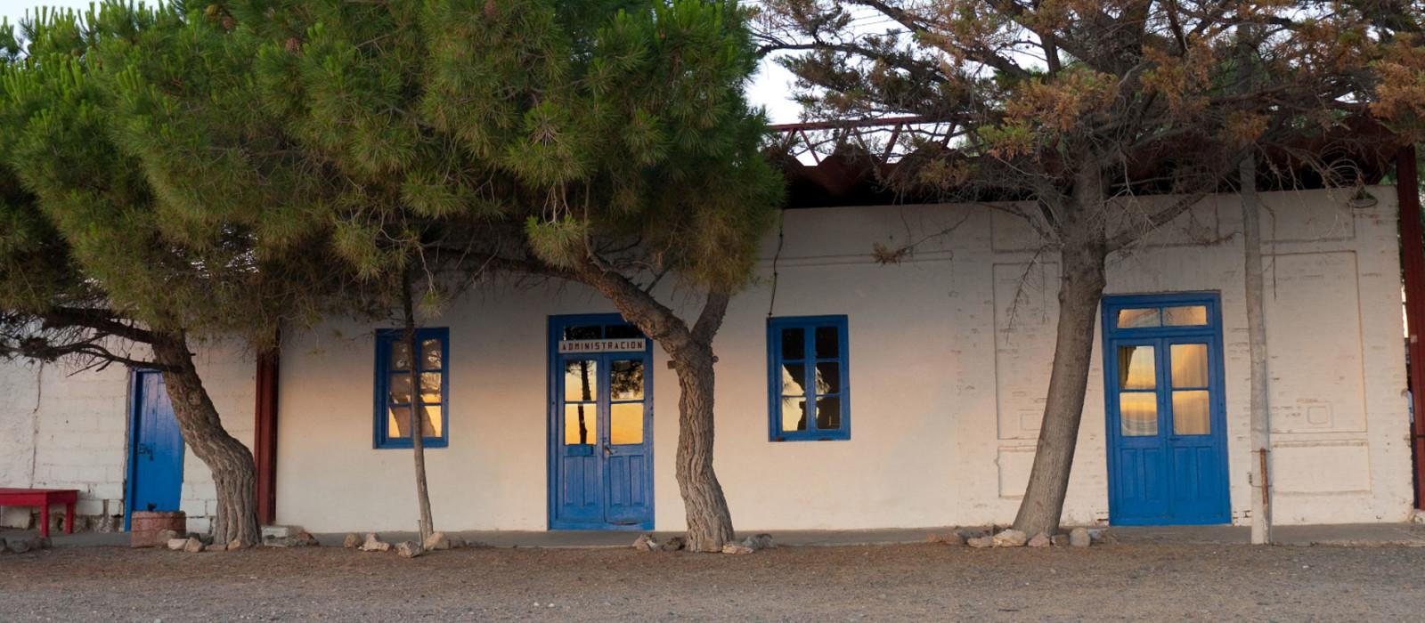 Hotel Bahia Bustamante Argentinien