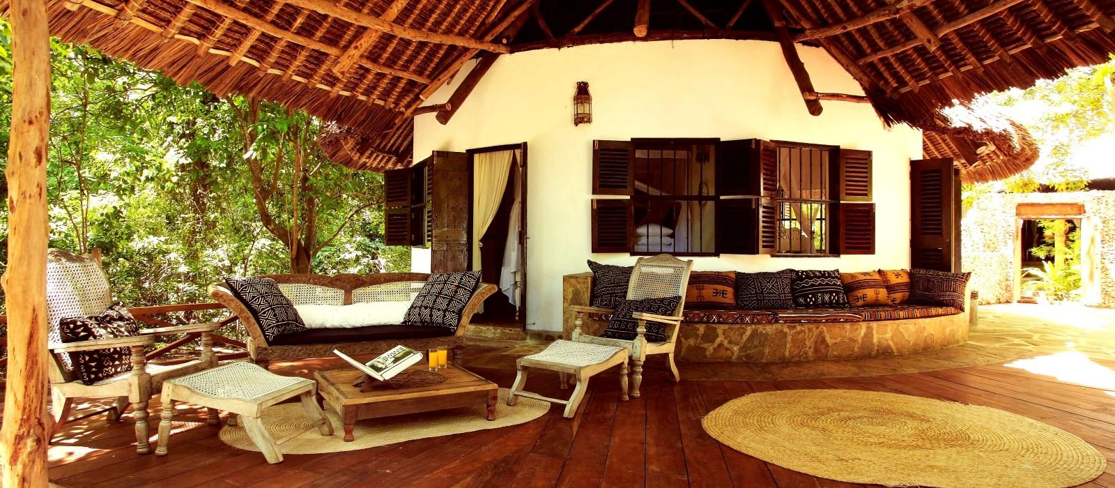 Hotel Kinondo Kwetu Kenia