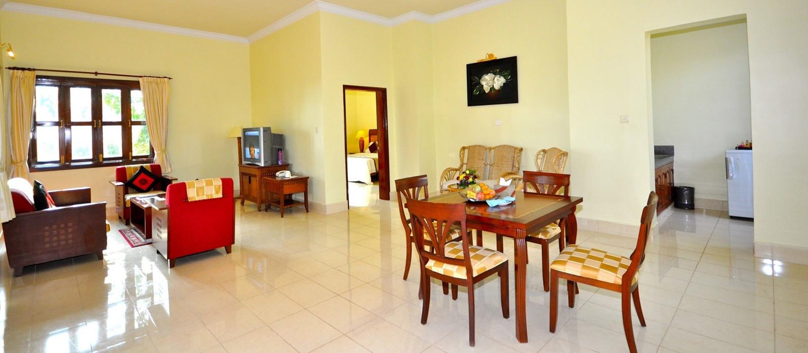 Hotel Sokha Beach Resort Kambodscha