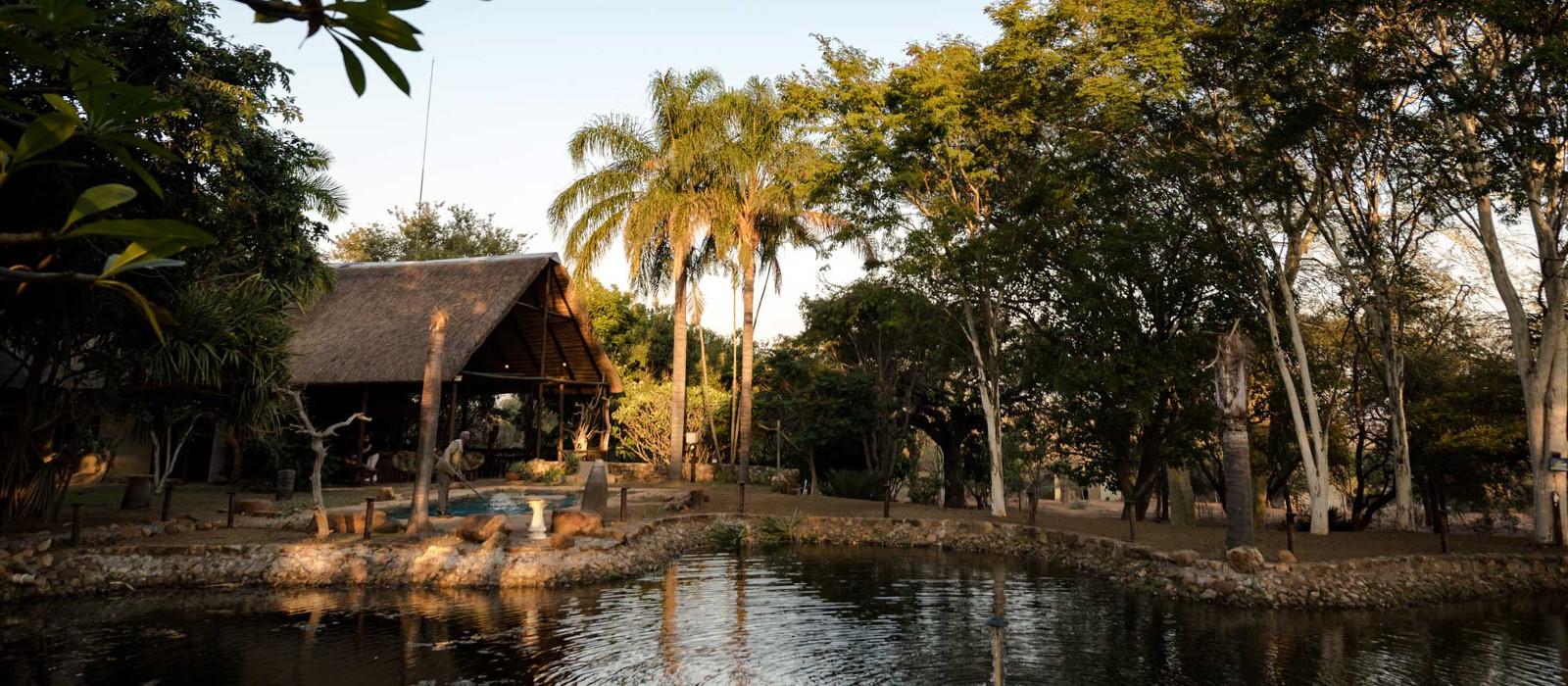 Hotel Klaserie River Safari Lodge South Africa