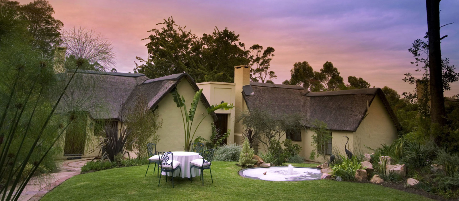 Hotel Hunters Country House Südafrika