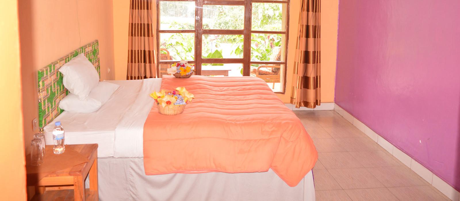 Hotel Villa Gorilla Ruanda