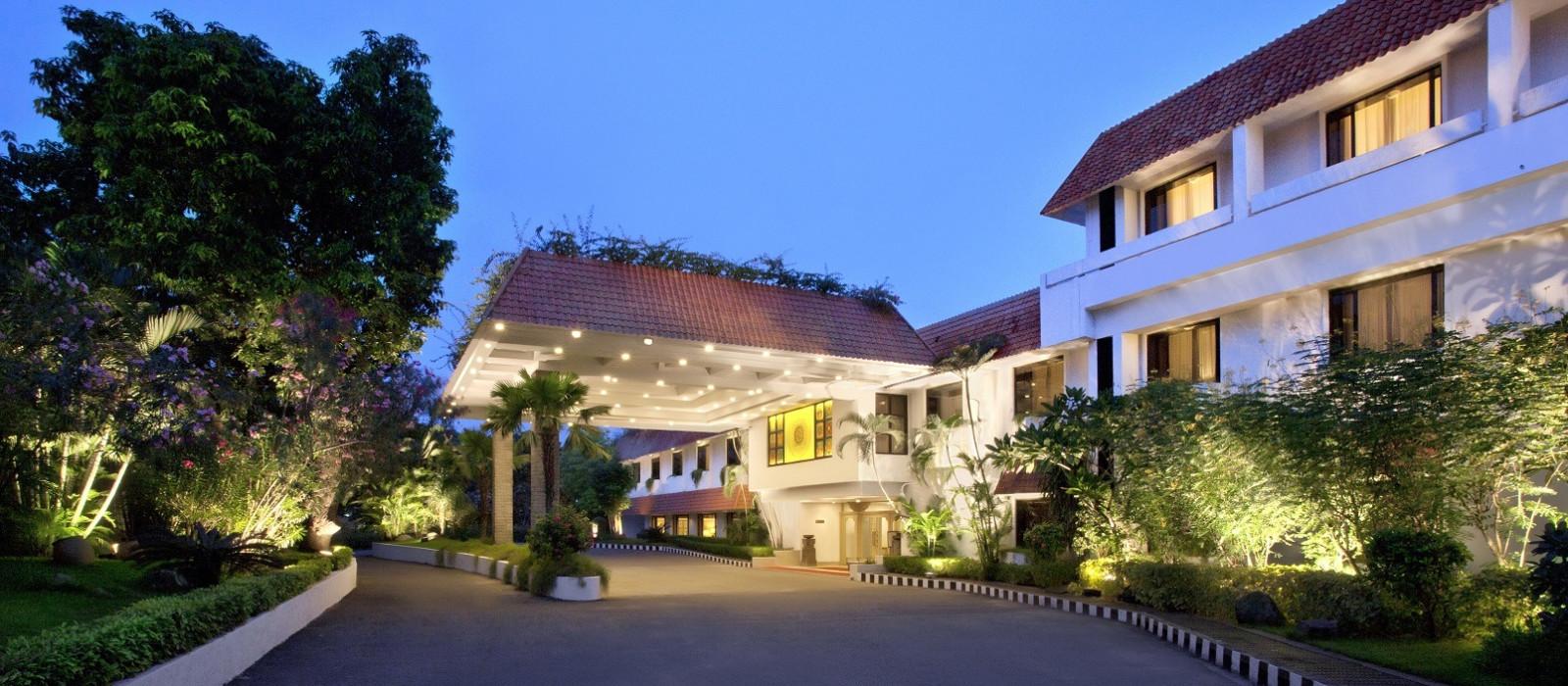 Hotel The Trident Südindien