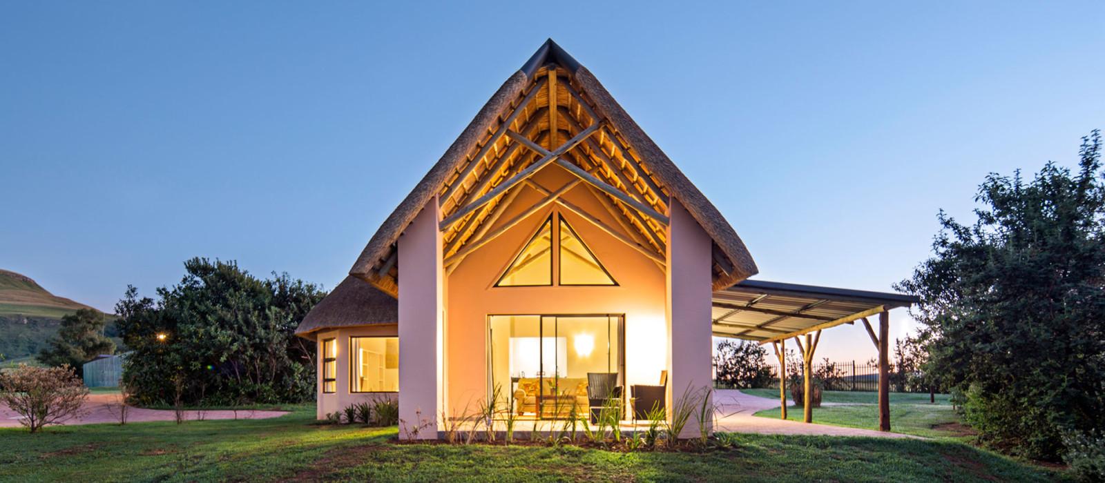 Hotel Montusi Mountain Lodge Südafrika