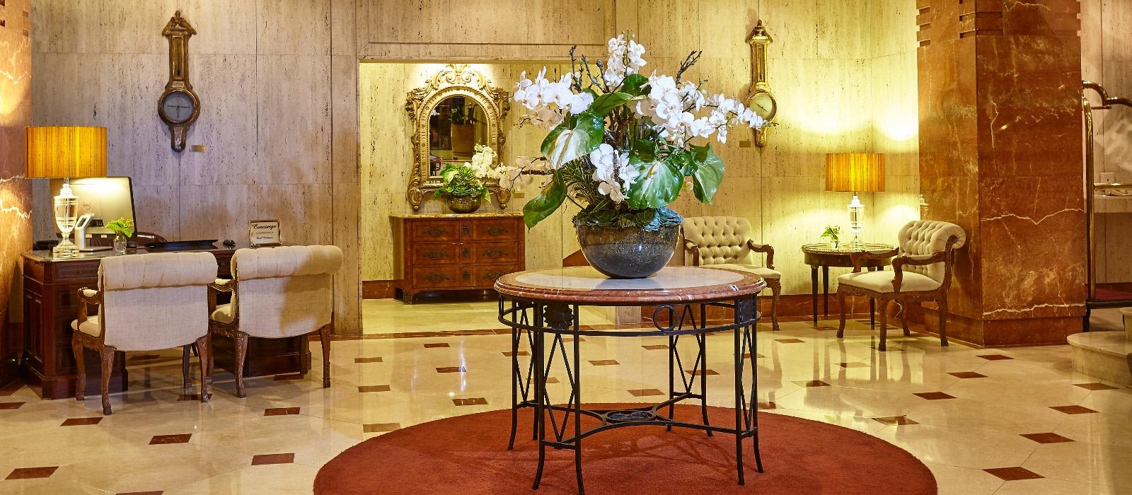 Hotel L' PortoBay Sao Paulo Brasilien