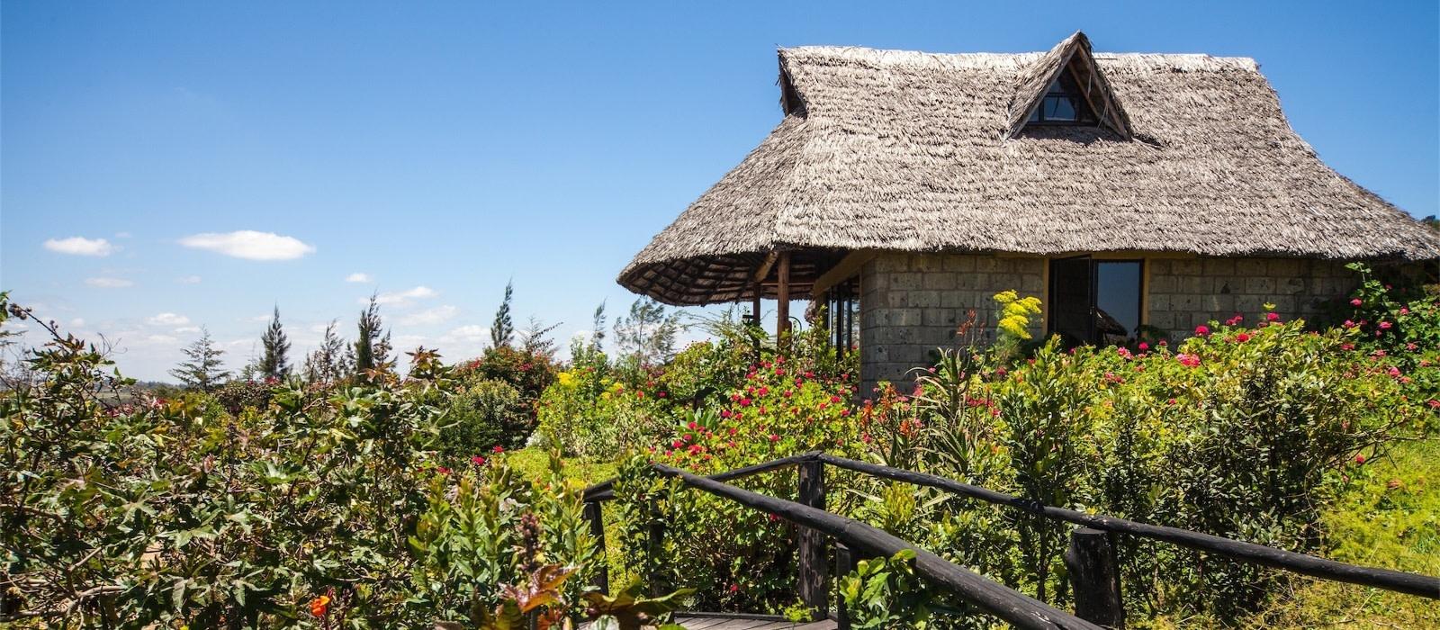 Hotel Rhino Watch Lodge Kenia