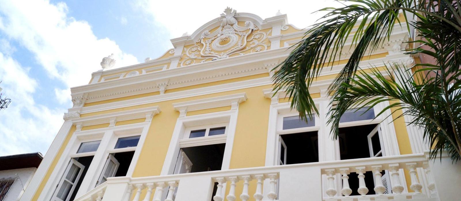 Hotel Villa Amazonia Brasilien