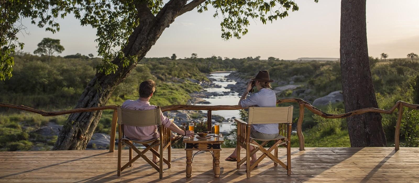 Hotel Rekero Tented Camp Kenia