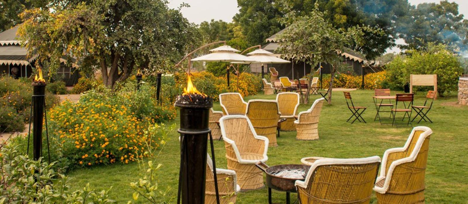 Hotel Orchard Pushkar Nordindien