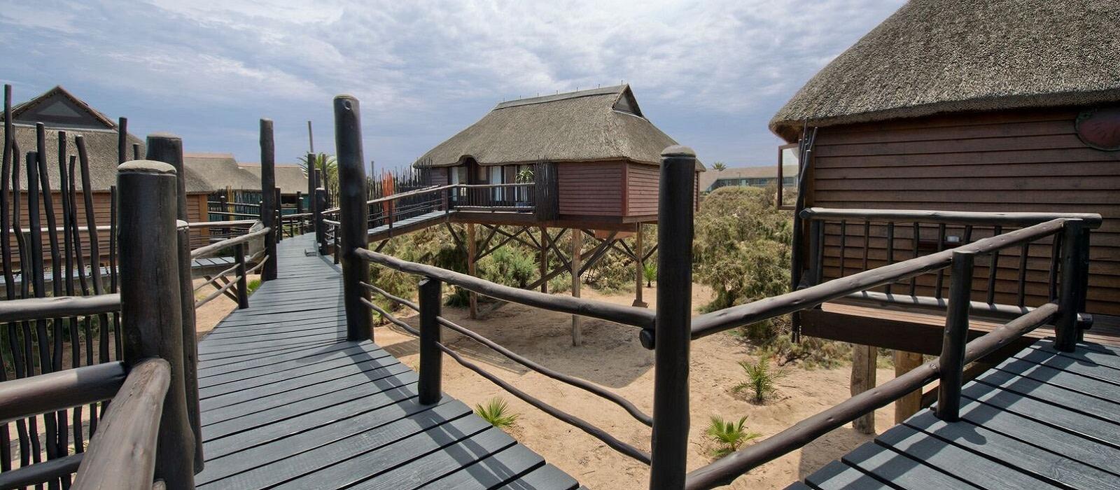 Hotel The Stiltz Namibia