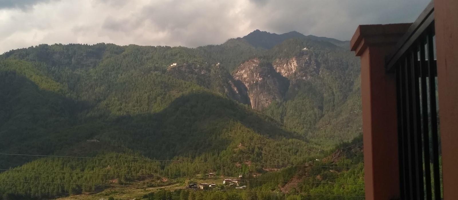 Hotel Taktsang Village Lodge Bhutan