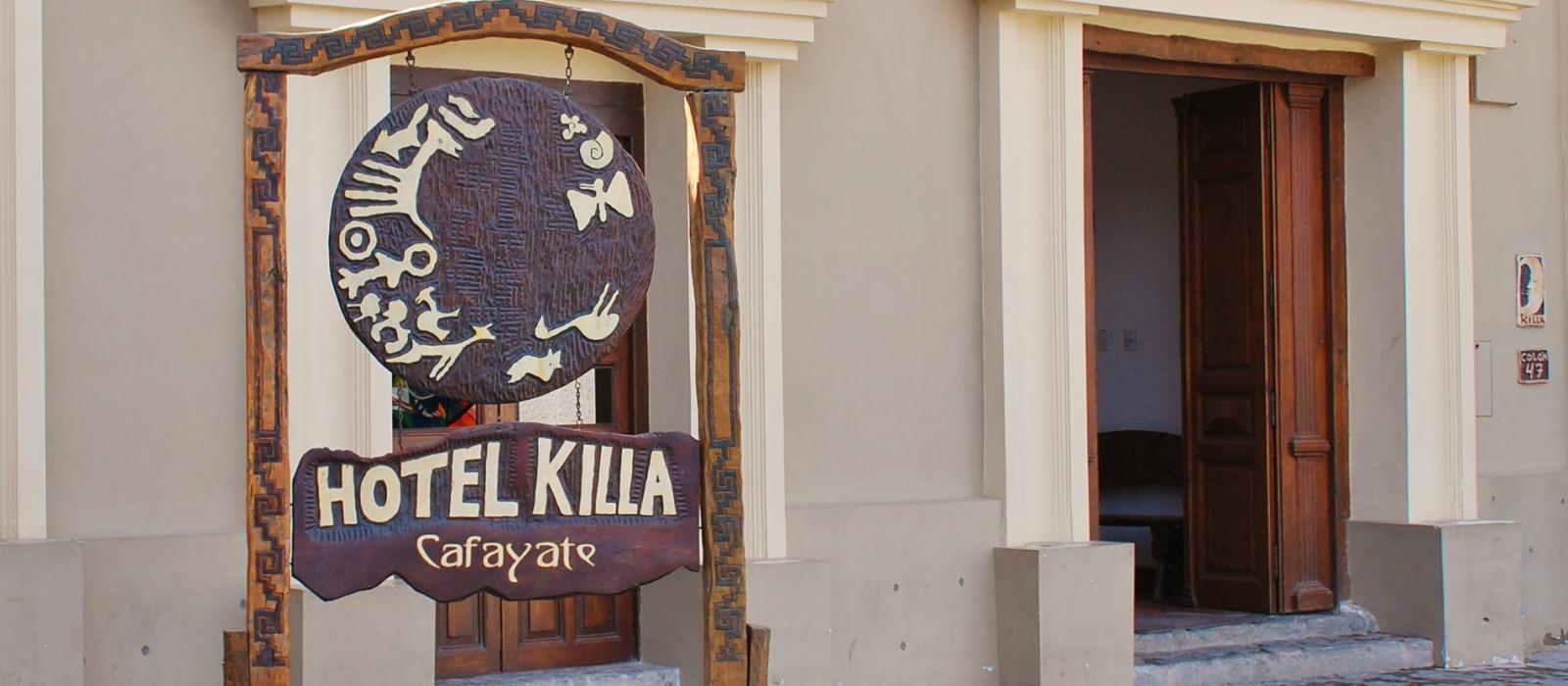 Hotel Killa Argentinien