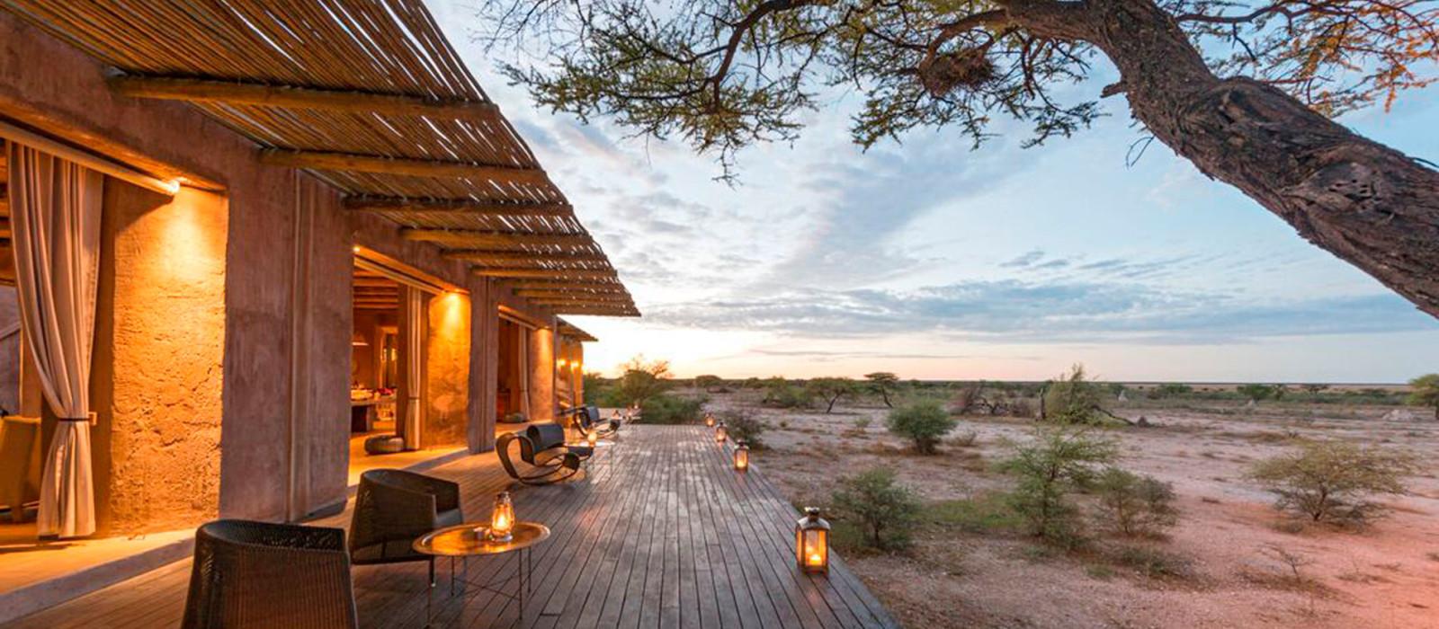 Hotel Onguma The Fort Namibia