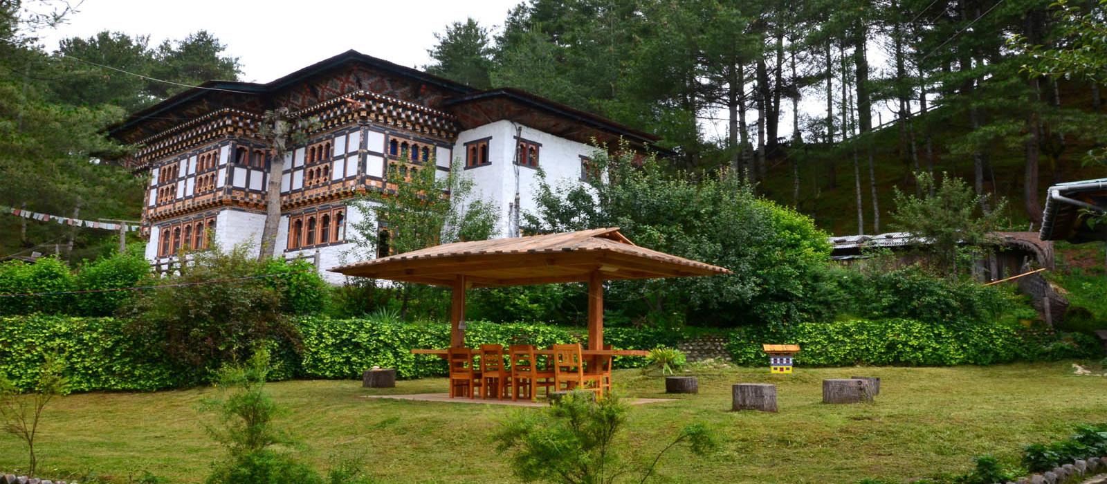 Hotel Rinchenling Resort Bhutan