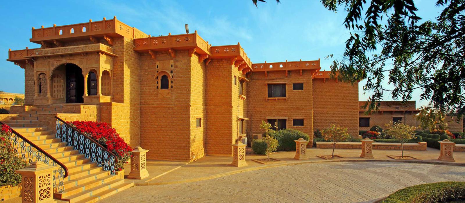 Hotel The Rawalkot, Jaisalmer Nordindien