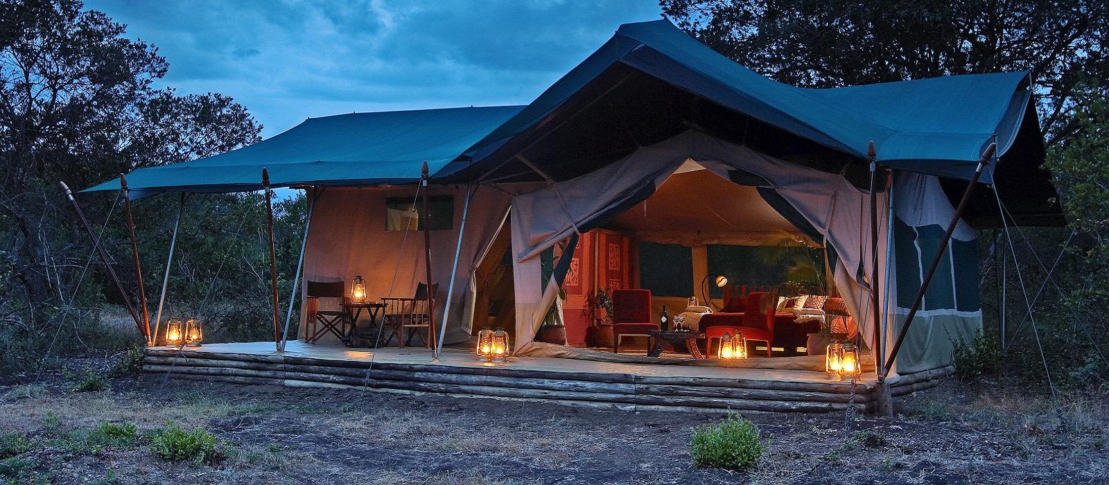 Hotel Kicheche Camp Laikipia Kenia