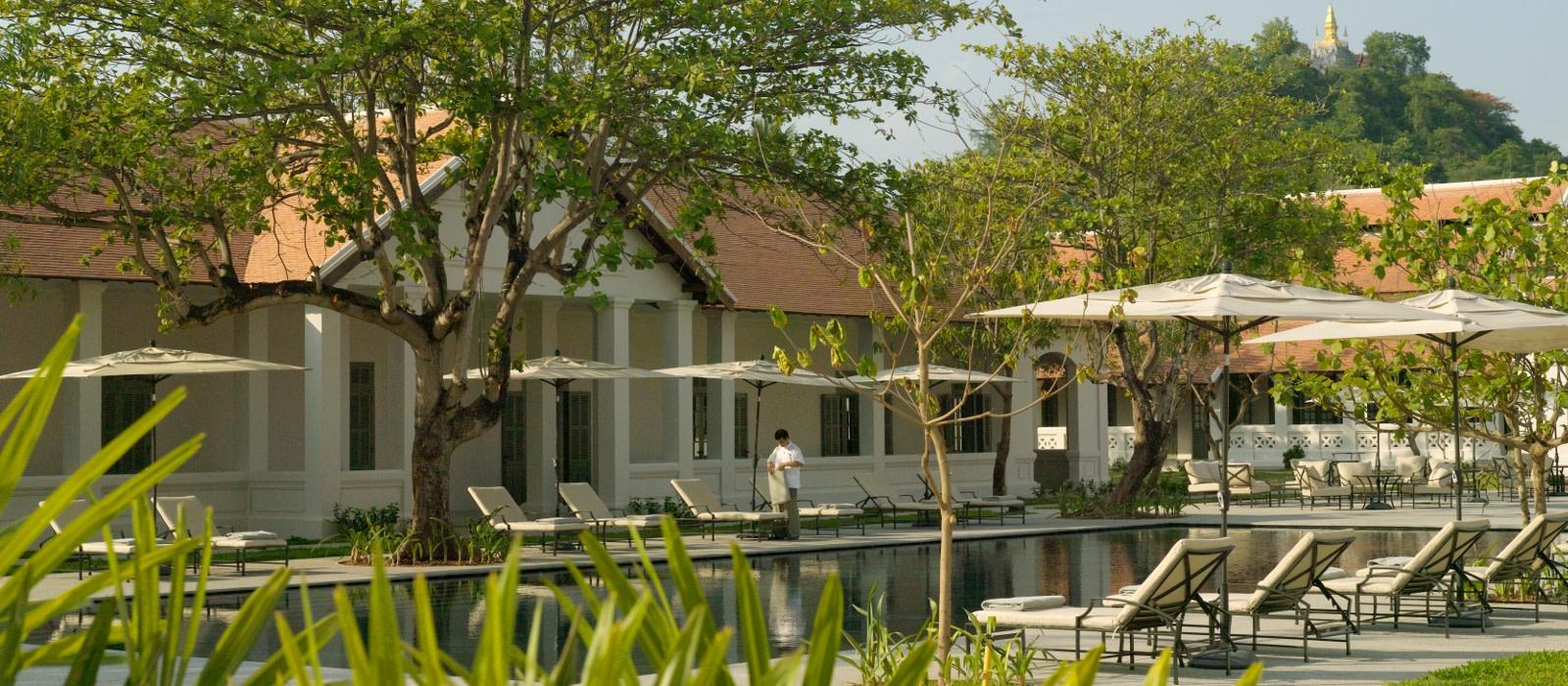 Hotel Amantaka Laos