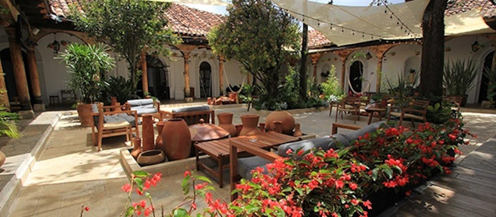 Hotel Sombra del Agua  San Cristobal Mexiko