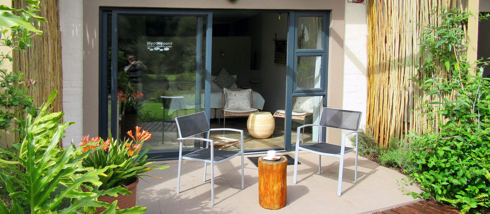 Hotel Lily Pond Country Lodge Südafrika