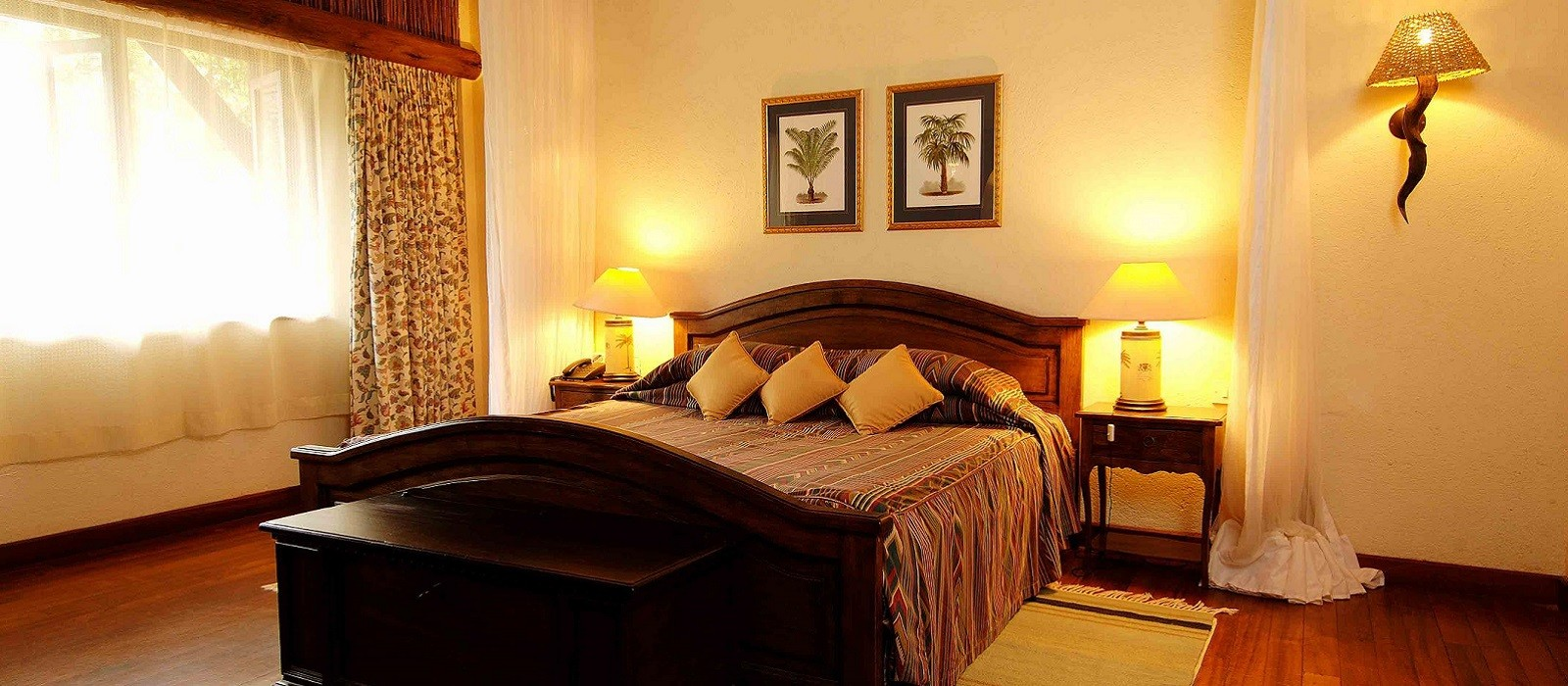 Hotel Kilaguni Serena Safari Kenia