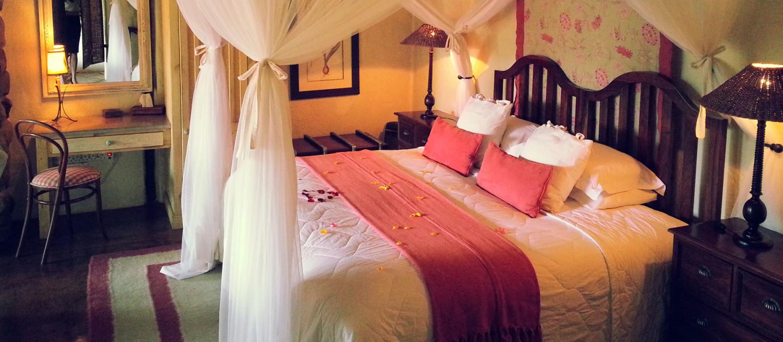 Hotel Tana Mera Lodge Südafrika