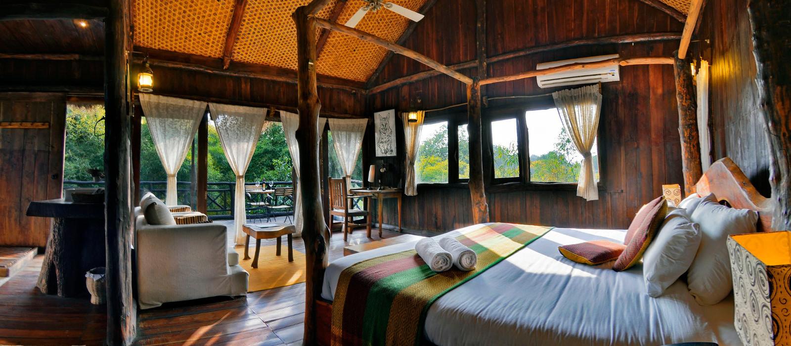 Hotel Tree House Hideaway Nordindien