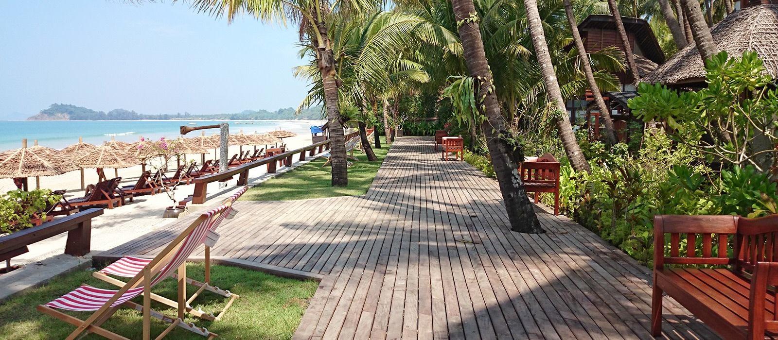 Hotel Amata Resort and Spa Myanmar