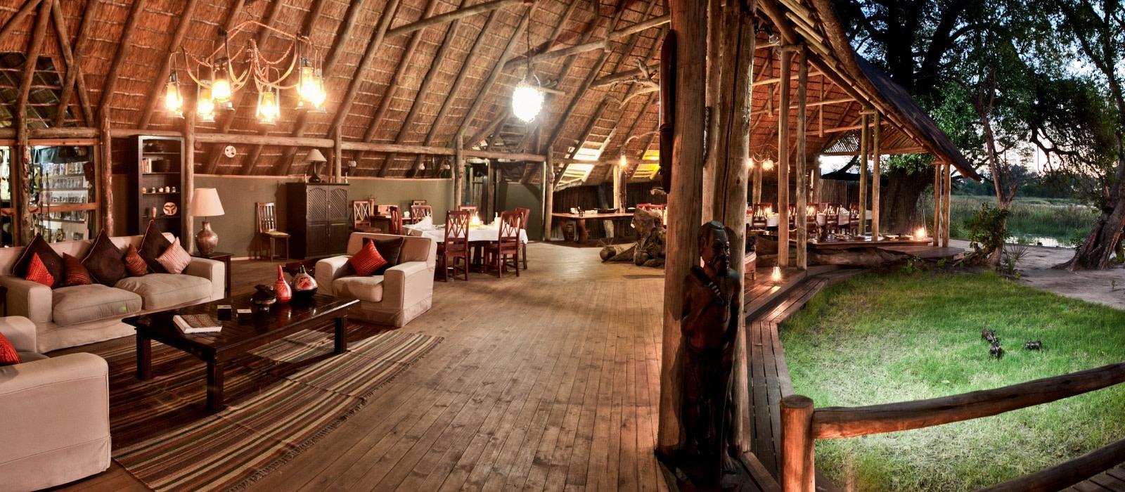 Hotel Pom Pom Camp Botswana