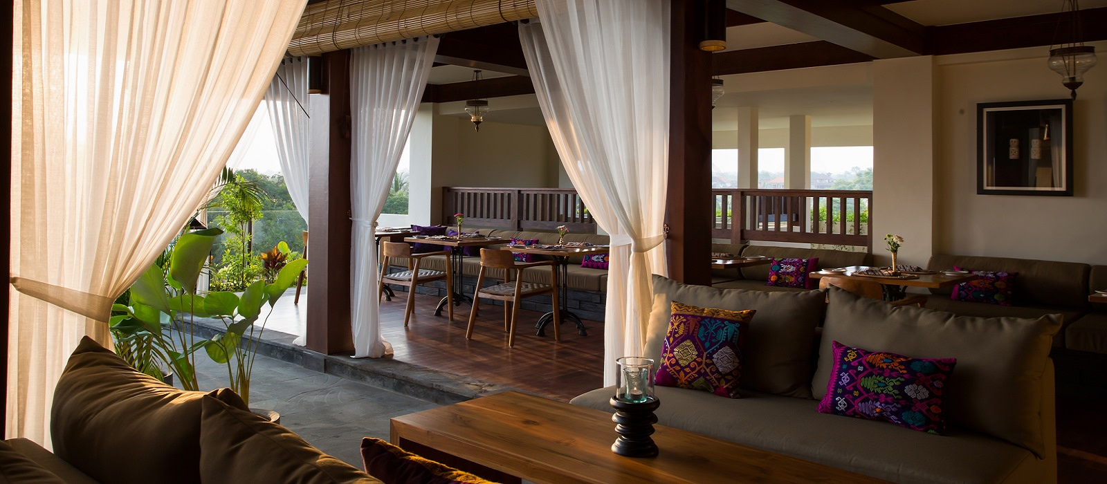 Hotel The Ubud Village  Indonesien