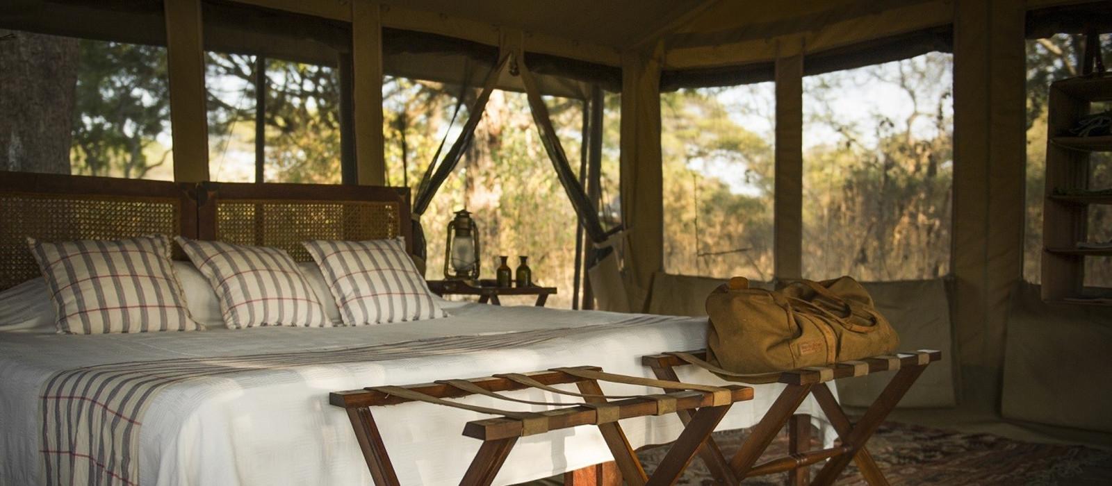 Hotel Chada Katavi Camp Tansania
