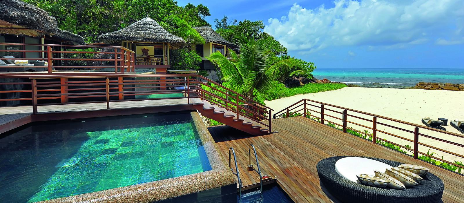Hotel Constance Lemuria Resort Seychellen